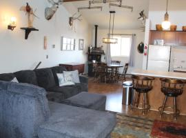 Rustic Steamboat Condo, apartment in Steamboat Springs