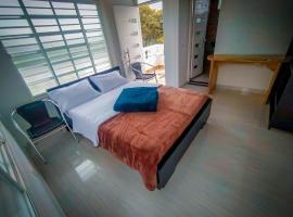 Eco Lodge colinas de Saldaña, hostal o pensión en San Agustín