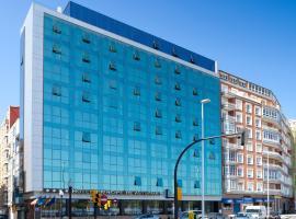Hotel Príncipe de Asturias, hotel in Gijón
