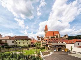 Hotel-Restaurant Kirchenwirt, Hotel in Weißenkirchen in der Wachau