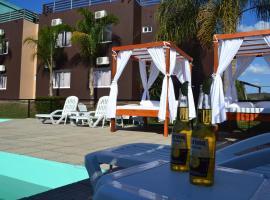 Hotel Montana, hotel in Villa Carlos Paz
