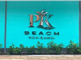 PTK BEACH, luxury tent in Koh Samui