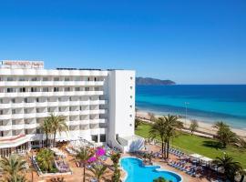 Hipotels Hipocampo Playa, hotel in Cala Millor