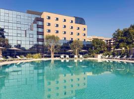 Mercure Villa Romanazzi Carducci Bari, hotel in Bari