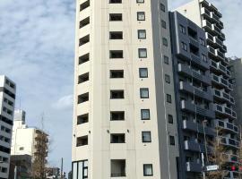 Hotel Mid In Kuramae Ekimae, hotel near Ryogoku Kokugikan National Sumo Stadium, Tokyo