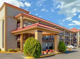 Quality Inn & Suites, hotel in West Columbia