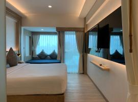 Phattrasom Villa ภัทราศรม วิลล่า, hotell sihtkohas Cha-am