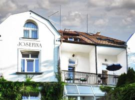 Vila Josefina, Bed & Breakfast in Prag