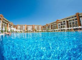 Menada Prestige Fort Beach, отель в Свети-Власе