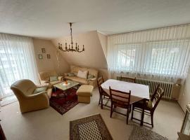 Haus Evelin, apartment in Bad Salzuflen