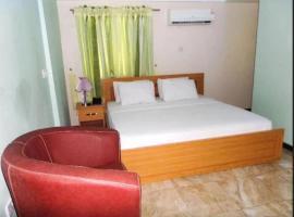 Marble Brand Hotel, hotel near Murtala Muhammed International Airport - LOS, Ikeja