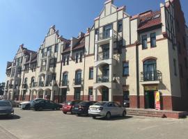 Апартаменты Дачная 8, apartment in Kaliningrad