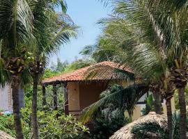 Vila Bouganville, apartment in Canoa Quebrada