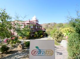 Edhatu Kumbhalmer Resort, spa hotel in Ranakpur