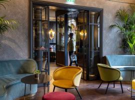 Victoria Palace Hotel, hôtel à Paris