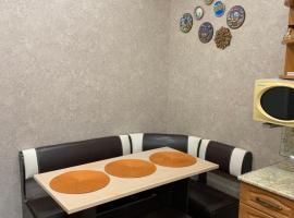 Аппартаменты для Вашего отдыха, hotel with jacuzzis in Anapa