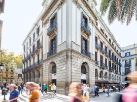 Sonder l DO Plaça Reial, hotel near Maremagnum, Barcelona