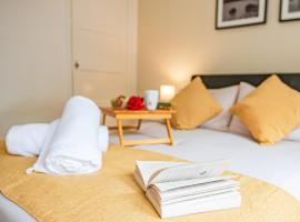 Alloa Mars Apartment - Scotland Holiday Let, apartment in Alloa