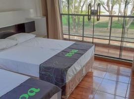 VOA Pousada Bem Estar, hotel in Campos dos Goytacazes