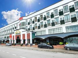 Sutera Inn Prima Hotel, hotel di Kota Bahru