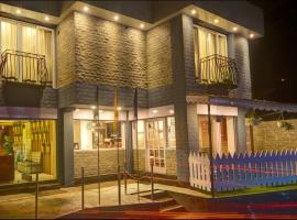 The Cosmos Hotel, hotel in Gangtok