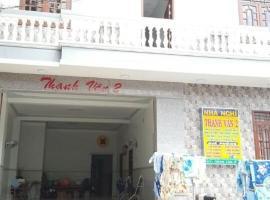 Nhà nghĩ THANH VÂN 1, hotel in Chau Doc