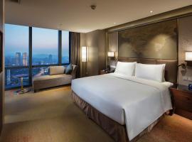 Hilton Yantai, отель в Яньтае
