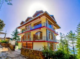 FabHotel Bellevue Palace, hotel in Shimla