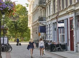 Hotell Stadsparken, hotel i Helsingborg