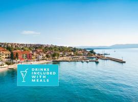 Veya Hotel by Aminess - ex Jadran, hotel in Njivice