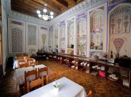 Kavsar Boutique Hotel, hotel en Bukhara