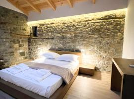 Amalia Boutique Hotel, hotel in Berat