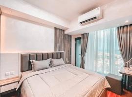 Unlock Apartment PX-A#31-12, apartment in Batam Center