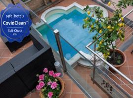 Borromeo Resort, hotel Taorminában