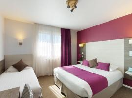 Hotel Akena Toulouse Le Prado, отель в Тулузе