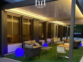 Helios Hotel & Restaurant, hôtel à Monza