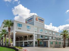 Comfort Suites Airport North, hotel near Six Flags Fiesta Texas, San Antonio