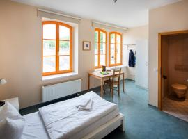 Gästehaus des Goethe Instituts Dresden, serviced apartment in Dresden