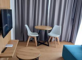 Apartament Baltin Blu 8c - 365PAM, apartment in Sarbinowo