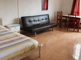 Calm and quiet place, apartamento en Lajares
