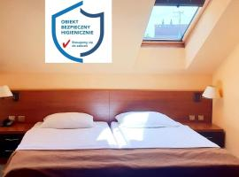 Hotel Stara Poczta – hotel w Tychach