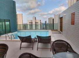 Ap lindo e confortável, apartamento no Recife
