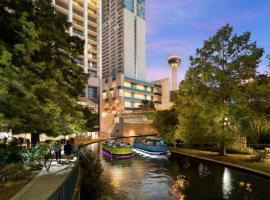 Grand Hyatt San Antonio River Walk, hotel near River Walk, San Antonio