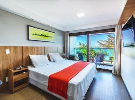 Flat beira-mar Ponta Negra Natal, hotel near Artesanato Shopping Mall, Natal
