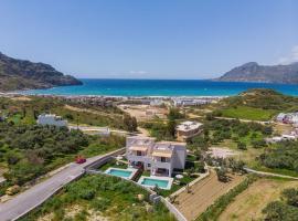 Increteblue Suites, hotel with pools in Plakias
