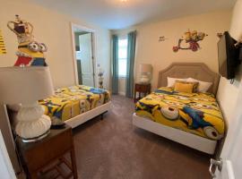 480-Villa with POOL /SPA, hotel in Orlando