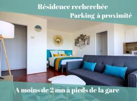 Sevestre Plaisir, budget hotel in Plaisir