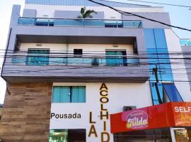 Pousada La Acolhida, hotel in Cabo Frio