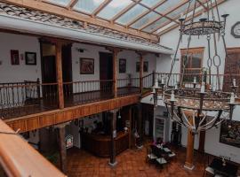 Suites & Hotel El Quijote, hotel em Cuenca