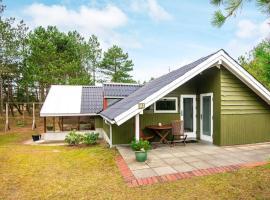 Three-Bedroom Holiday home in Rømø 46, villa in Bolilmark